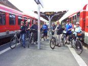 Radwanderfahrt 'Frankenbergtour'